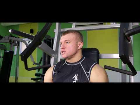 Видео-презентация фитнес-клуба Open Fit