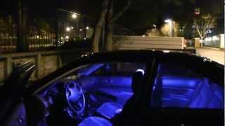 LED Light upgrades on Honda Civic Si