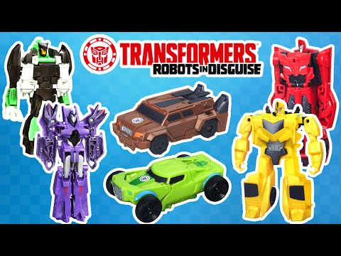 Transformers Robots in Disguise 1-Step Changers Quillfire Figure Hasbro B4653