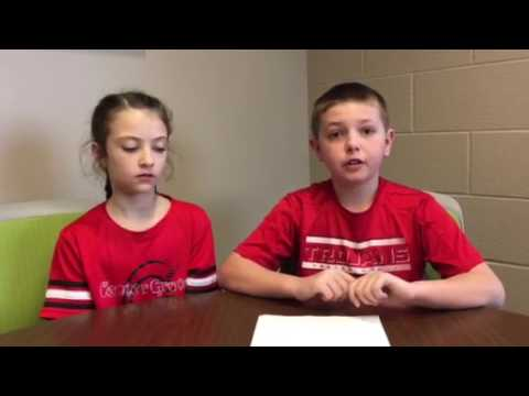 Center Grove Elementary School Weekly Wrap-up for 2.24.17