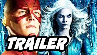The Flash Season 2 Episode 14 Trailer Breakdown - Zoom Is Coming