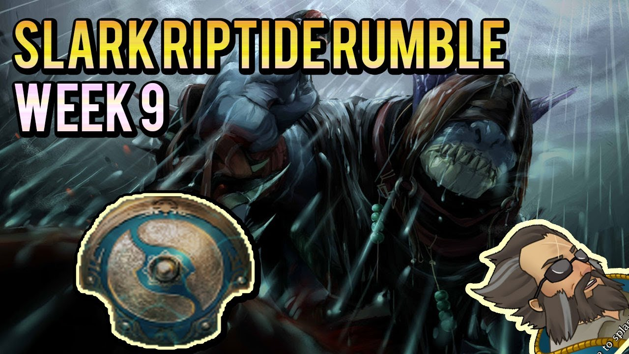 Another Try At Slark Ultra Rare: Slark's Riptide Rumble Relic Opening