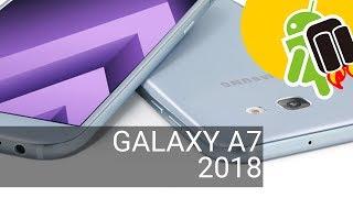 Samsung Galaxy A7 2018: primeras características filtradas