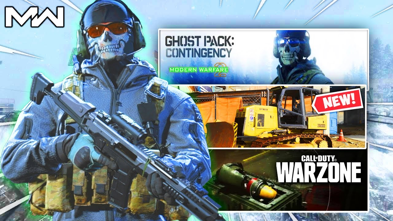 Modern Warfare Update 1 21 Is Here New Ghost Pack Mw3 Hardhat