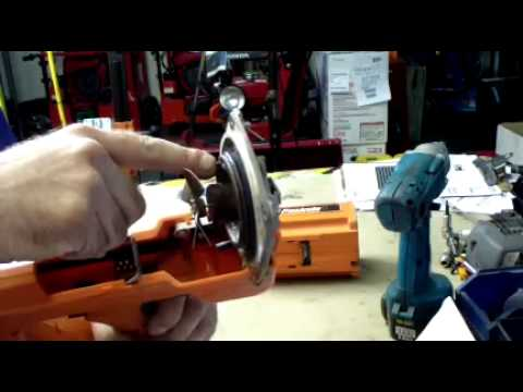 Paslode Cordless Framing Nail Gun O Ring Repair