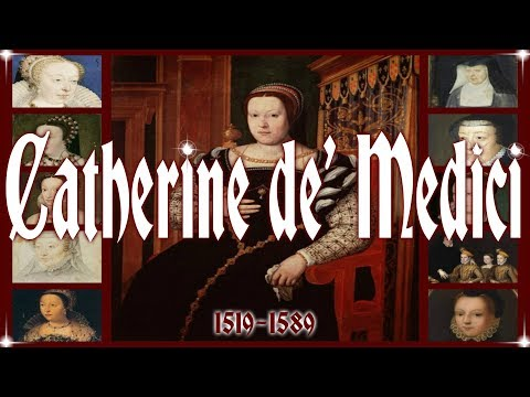 Catherine de' Medici Queen consort of France 1519–1589