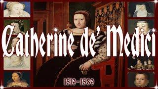 Catherine De' Medici Queen Consort Of France 1519–1589