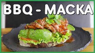 En Äckligt God BBQ-Macka!