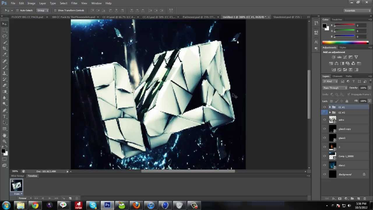 How to make a 3d youtube avatar with c4d and photoshop youtube maxwellsz