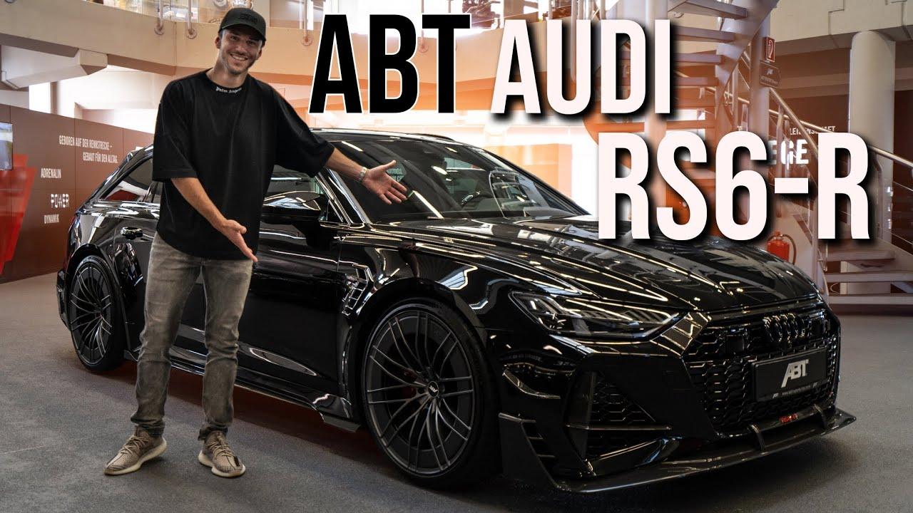 740PS ABT AUDI RS6-R | Der komplette Umbau! | Daniel Abt