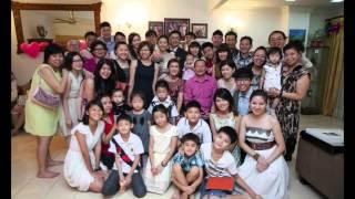 Simon Quah&Esther Heng Wedding Day Photo Slides 15.9.2013
