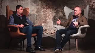 """Большое интервью. Алекс Мэй и шоу """"Поговорим""""!"""