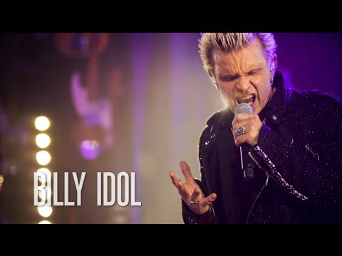 """Billy Idol """"Can't Break Me Down"""" Guitar Center Sessions on DIRECTV"""