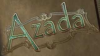 Azada | Chapter 1 | #01- Puzzling Start