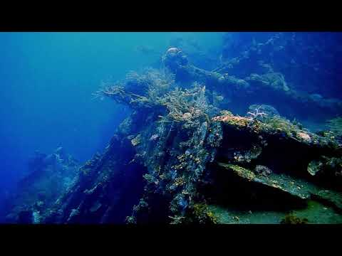 Scuba diving at Tulamben - USAT Liberty Shipwreck – Bali (Indonesia) (1/2)
