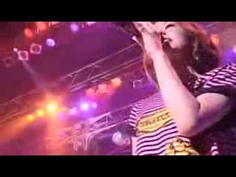 Halcali- Long Kiss Goodbye Live
