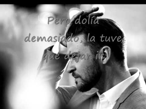 Justin Timberlake - Amnesia (traducida al español)