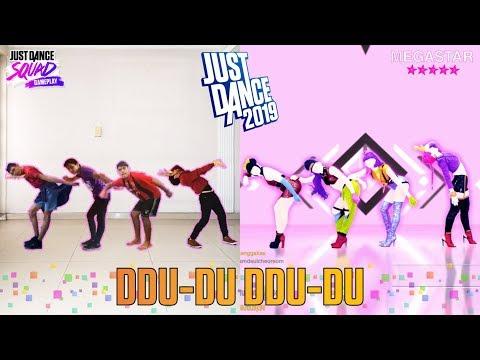 DDU-DU DDU-DU - BLACKPINK   Just Dance 2019.