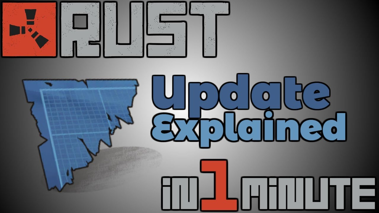 Rust blueprint update explained 1 minute youtube rust blueprint update explained 1 minute malvernweather Image collections