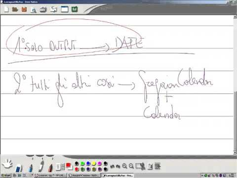 Lezione10 ProgettoAnagrafeComune Classi Date Calendar GregorianCalendar