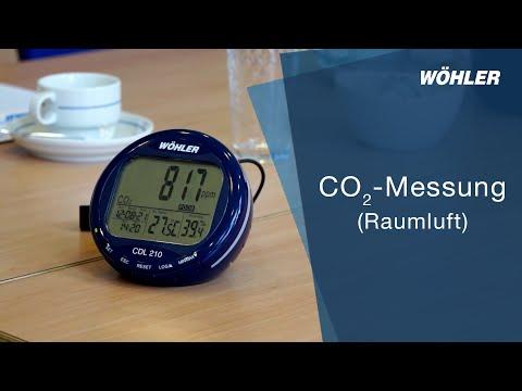 CO2-Messung (Raumluft)