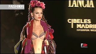ANDRES SARDA Fall 2011 Madrid - Fashion Channel