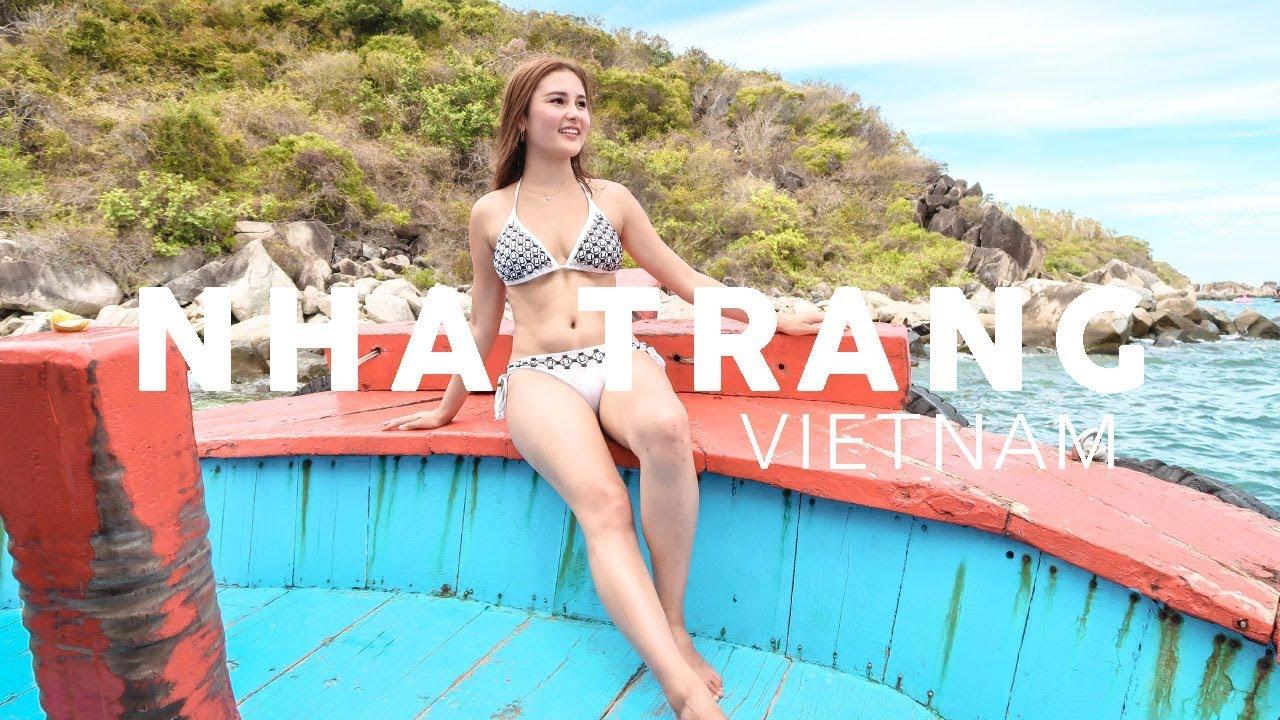 Amazing Boat Cruise in Nha Trang ⎮Vietnam Travel Vlog