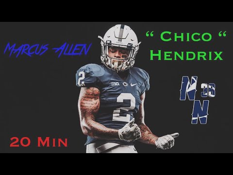 "Marcus Allen 2017-18 Regular Season Highlight Mix || Penn State Safety #2 || ""20 Min"" ᴴᴰ"