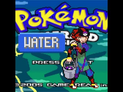 Pokemon Emerald Magyar Verzió Víz Monotype 5Rész