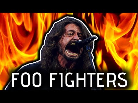 Learn To Fly but it's a complete shit show | Foo Fighters