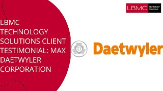 Microsoft Dynamics GP | Customer Testimonial