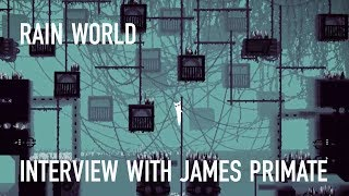 Rain World: Interview With James Primate - PAX East 2014
