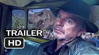 Jurassic World 2 - 2017 Movie Trailer Parody