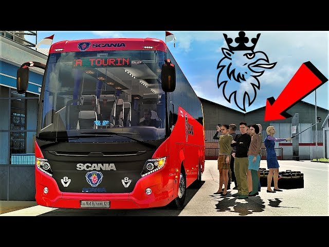 buses ets2