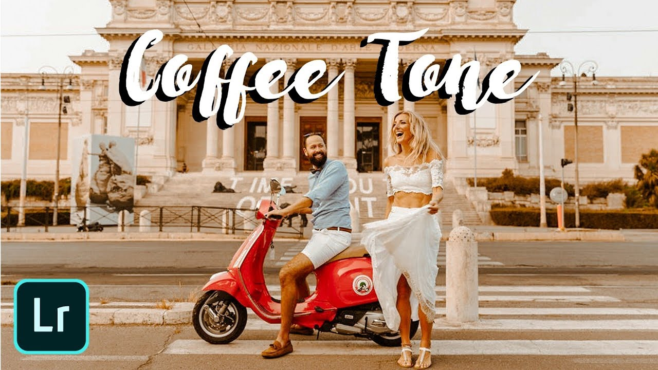Free Coffee Tone preset for Lightroom Mobile