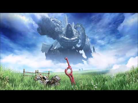 Xenoblade Chronicles OST - Frontier Village