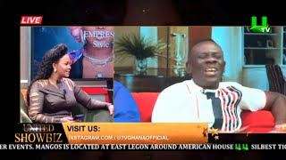United Showbiz with Empress Nana Ama McBrown featuring Kumawood Stars (14/11/2020)