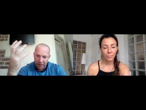 Rachel Holmes talks Blood Chemistry Analysis With Phil Richards