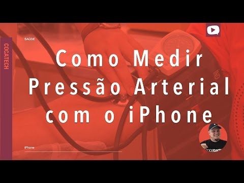 Como Mediar A Pressão Arterial Com O IPhone