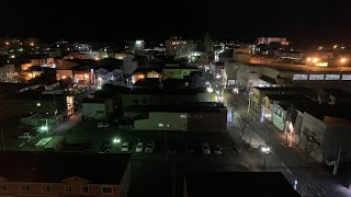 【JR日高本線 廃線前の旅】 #3 『静内駅』へ代行バスで移動。夜の静内の街を歩いて宿泊先へ (Mix HD)