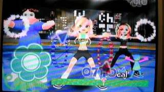 We Cheer for the wii (me playing)