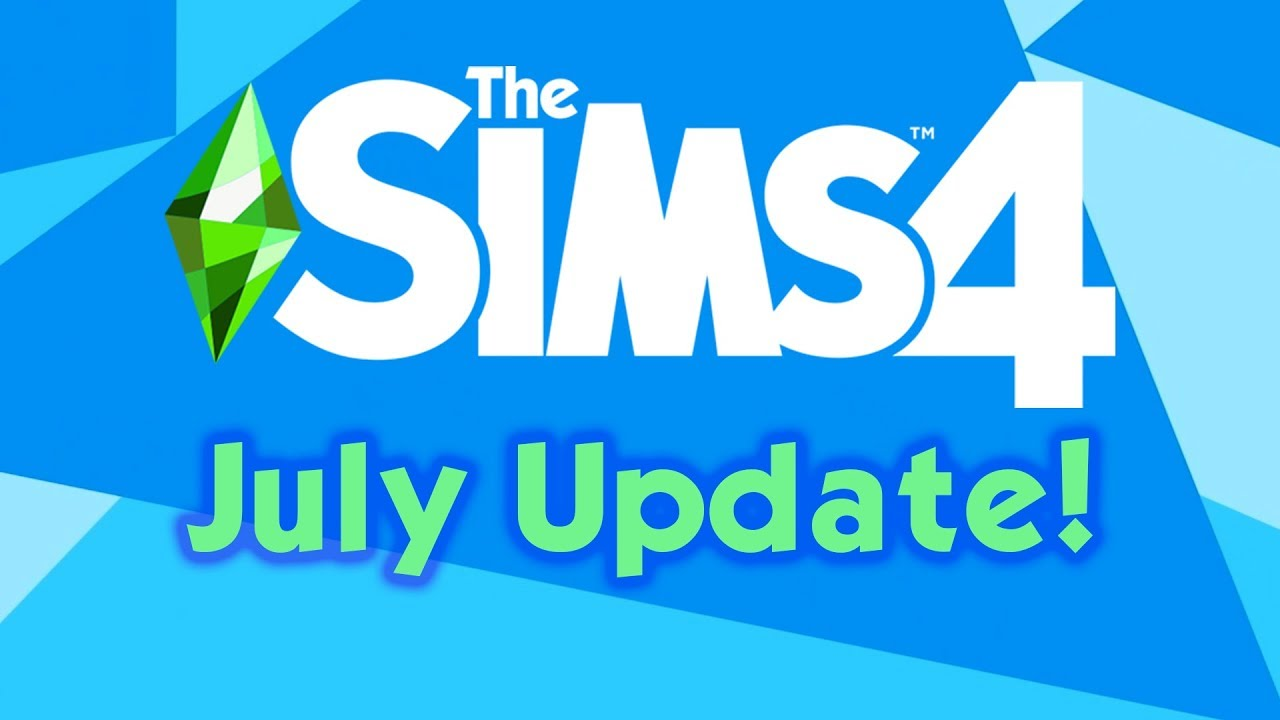 The Sims 4: July 2019 Update/Patch   Rebrand + NEW CAS Features + NEW Debug  Items & MORE!