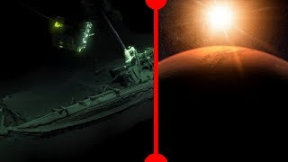 Oldest Ever Shipwreck & More Info About Mars Water - 7 Days of Science