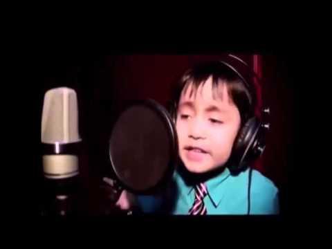 4 Yaşındaki Özbek Çocuğun Muhteşem Şarkısı!!!