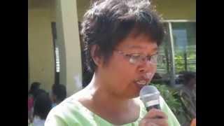 5/5 Ms Shirly ALVAREZ -Closing Remarks- Teachers