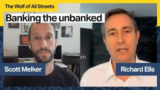 Banking the Unbanked with Richard Ells, CEO of Electroneum