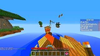 Minecraft XRUN Parkour #5 - MEGA RAGE!!! Minecraft Parkour X SPRINT The Rainbow of Life