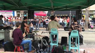 The Purple Elephants - El Desierto (Flames Like Ruby Gems) // BSide Festival