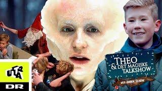 Kæmpe prank og Oraklets mirakel!   Theo & det magiske Talkshow   Ultra