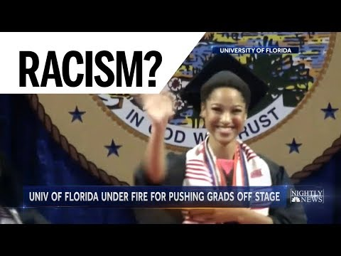 Black College Grads Rushed Off Stage Claim Racism... Are Their Claims Valid?